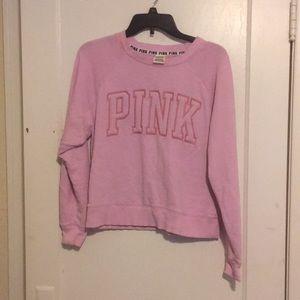 Pink Victoria's Secret Pink Heavy Cozy Sweatshirt